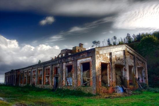 HDR Mina abandonada de Llumeres (Asturias) by jbarcena