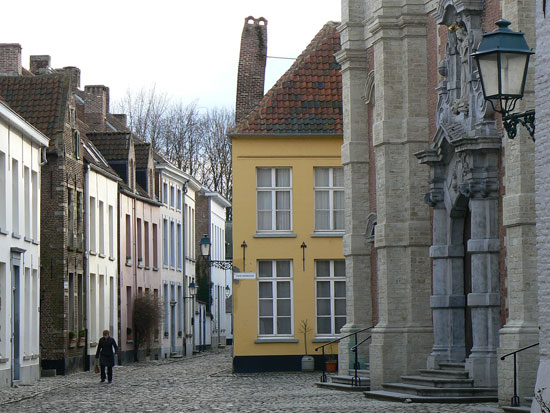 bguinage of Lierre / begijnhof van Lier, Flanders - Belgium by e's