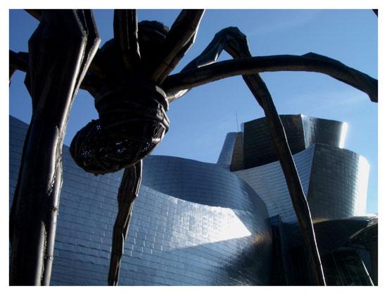 Guggenheim Bilbao by dalequetepego