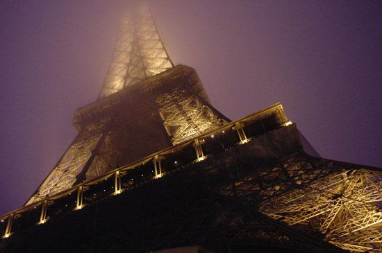 Paris France Eiffel Tower by stevenvanwel