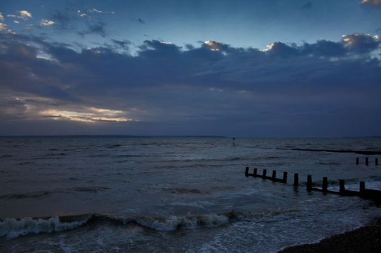 Across the Solent by me'nthedogs