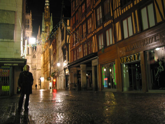 Rouen by roblee