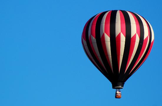 Hot air balloon by Ronnie 44052