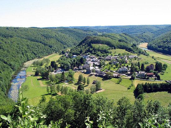 Frahan-Meuse-Ardennes