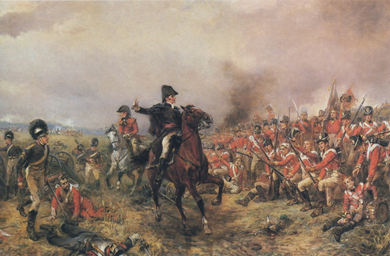 Wellington_at_Waterloo