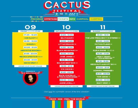 cactus festival 2010