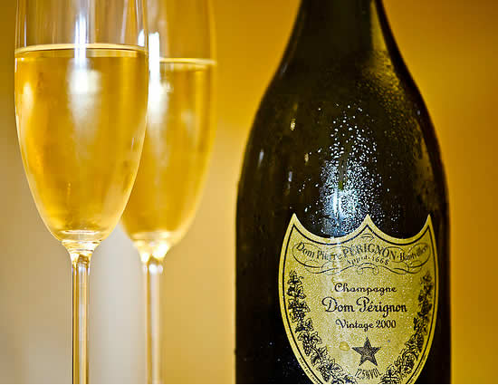 Dom Perignon Champagne