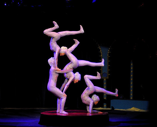 International Circus Festival of Tomorrow