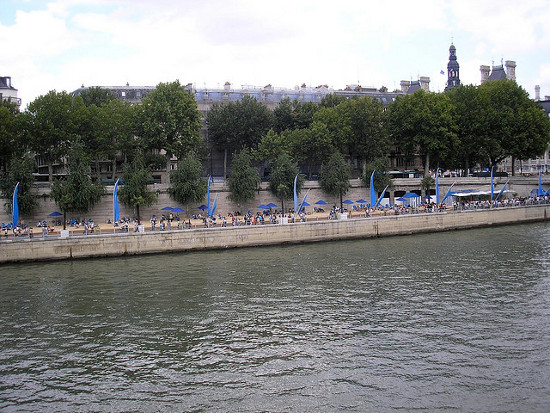 Seine Beach