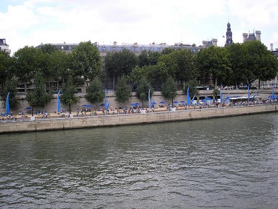 Seine Beach