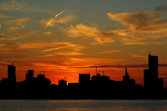 rotterdam_sunset