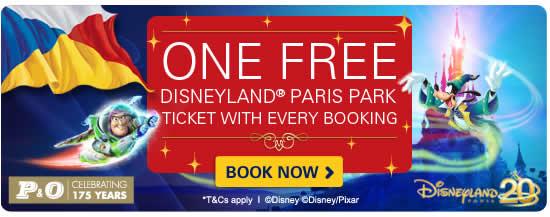 dinseyland-paris-offer