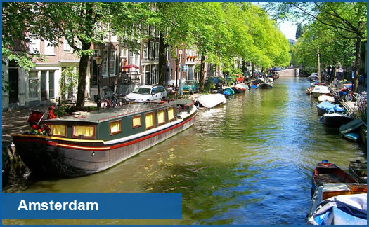 Amsterdam Destination