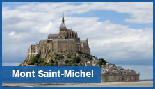 Mont Saint-Michel by afloresm Mont