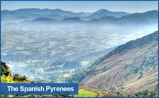 The Spanish Pyrenees