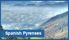 The Spanish Pyrenees by michael clarke stuff